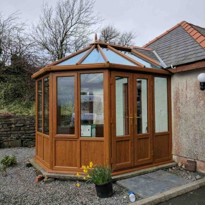 Roy Thomas & Sons Doors and Window services Pencader Carmarthenshire South Wales Conservatories 03