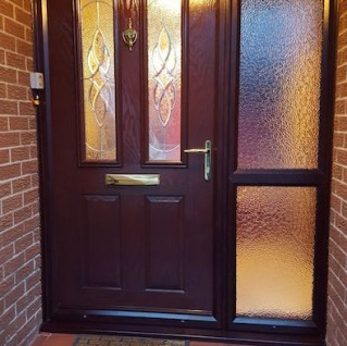 Roy Thomas & Sons Doors and Window services Pencader Carmarthenshire South Wales Wooden Door